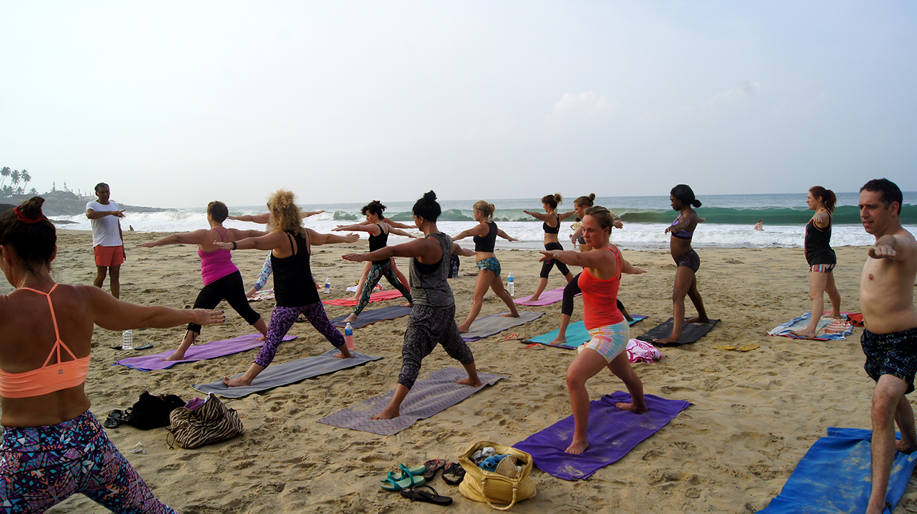 Beach Bikram Yoga