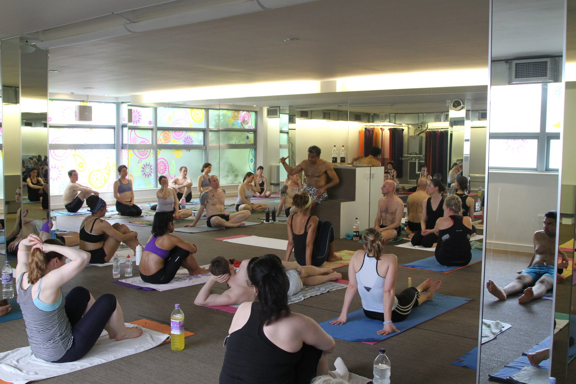 Yoga Workshop with Raj